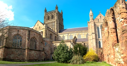 Worcestershire's Cathedral